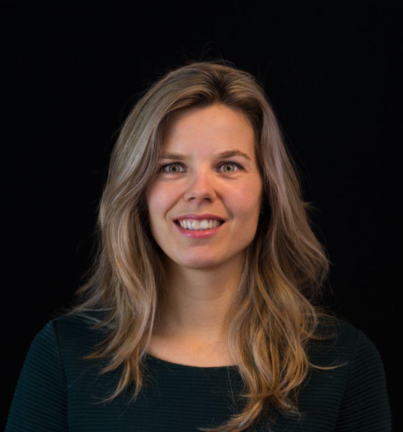 Portretfoto van Eileen van der Pol.