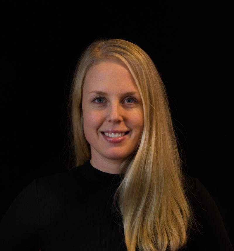 Portretfoto van adviseur vitaliteit Joske Duifhuizen.