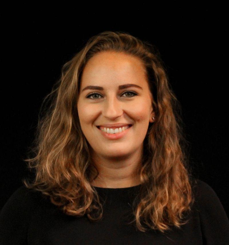 Portretfoto van klantmanager Juliëtte Nagtegaal.