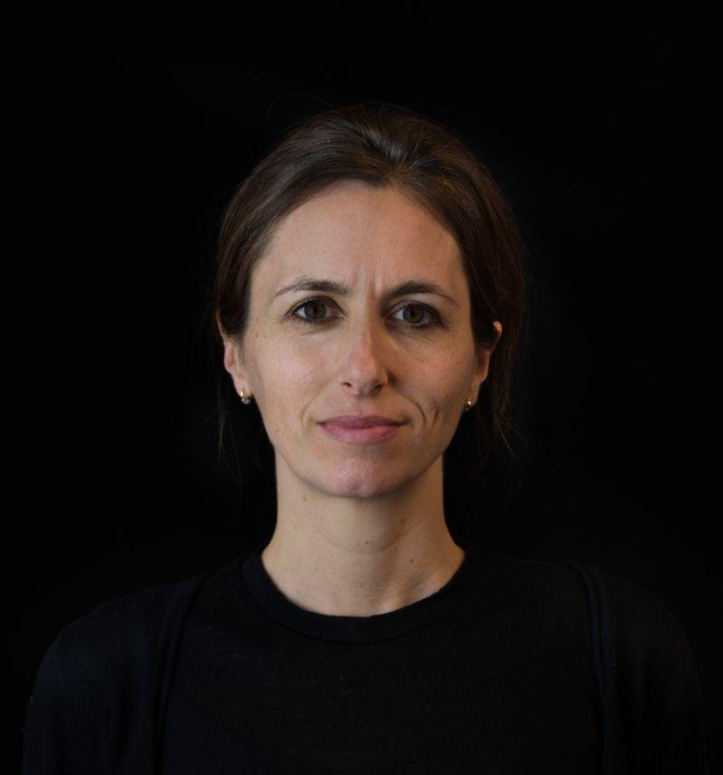 Portretfoto van adviseur vitaliteit Laura San Martin.