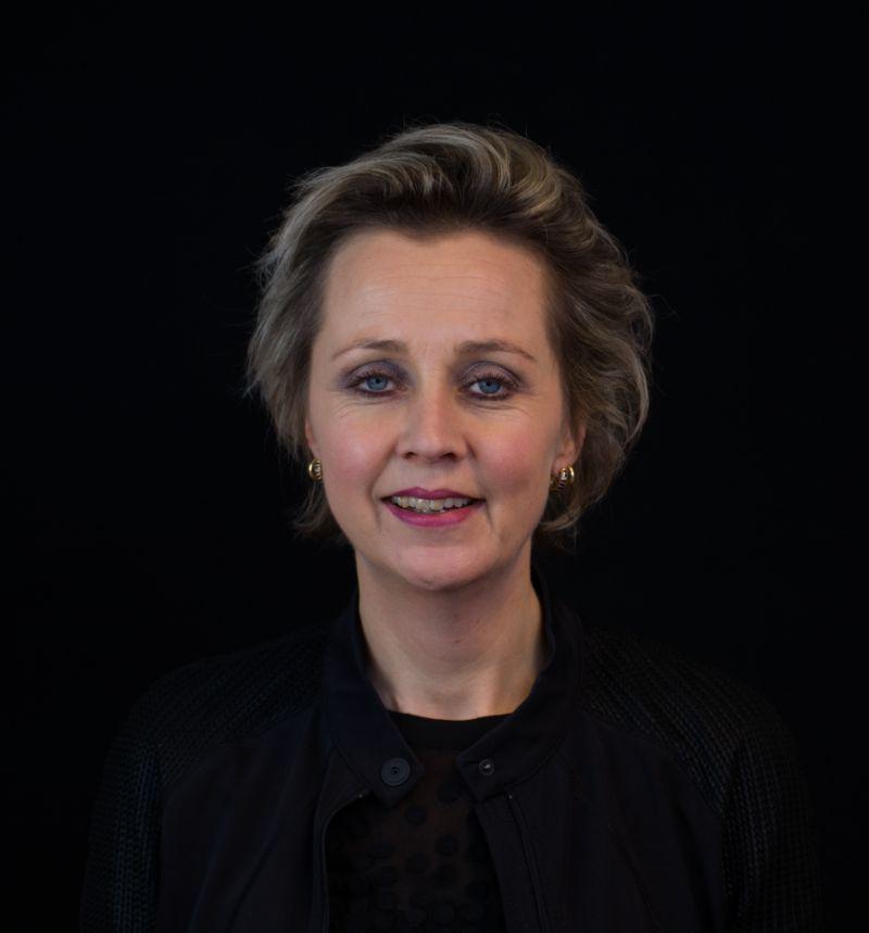 Portretfoto van Patricia de Regt.