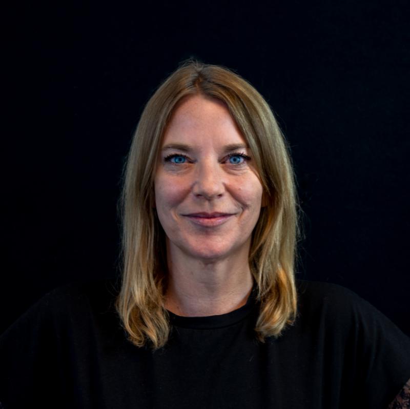 Portretfoto van Management Assistent Marcia Gielen.